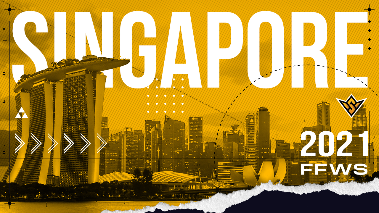 Location reveal | FFWS 2021 Singapore - Free Fire