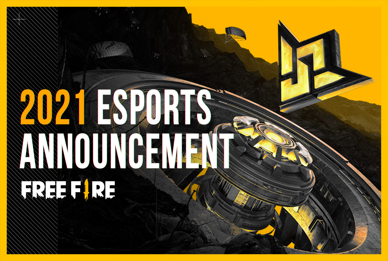 2021 Free Fire Esports Roadmap Announcement