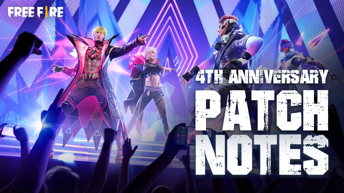 PATCH NOTE: 4NNIVERSARY